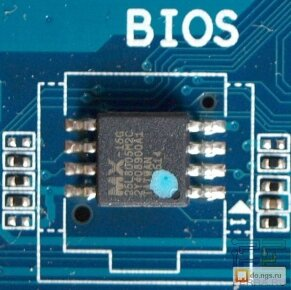Восстановление BIOS