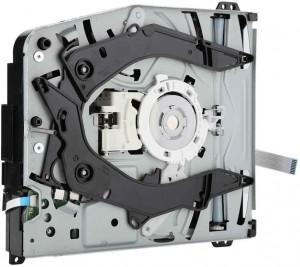 Замена Blu-Ray привода