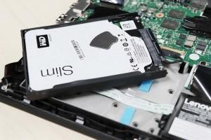 Замена HDD/SSD